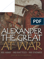 Osprey - General Military - Alexander the Great at War - His Armies-His Battles-His Enemies - Sheppard (Ocr-Ogon)