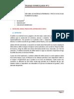 TRABAJO DOMICILIARIO N° 2 - ASFALTO