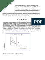 Econometria Ecuaciones simultaneas