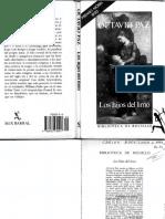Octavio Paz - Los Hijos Del Limo (Texto Reconocido)