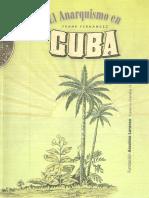 Frank Fernandez El Anarquismo en Cuba