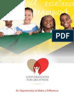 Joan Duncan Foundation Brochure