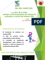 Exposicion de CRDI