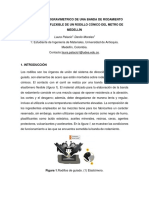Estudio Calorimetrico Mediante Analisis Termogravimetrico de Un Caucho