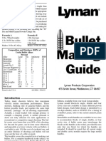 Bullet Making Guide