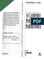 1990 - MARQUES - O caminho poético de Parmênides-2