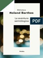 la aventura semiológica Roland Bartes.pdf
