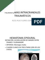 HEMATOMAS INTRACRANEALES TRAUMÁTICOS.pptx