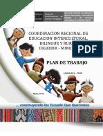 Plan de Trabajo Cajamarca
