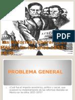 Reformas Liberales en México