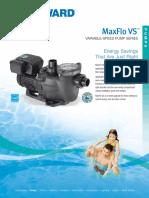 Hayward Maxflo vs Litmaxflvs14
