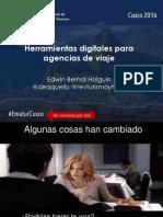 Herramientas Digitales Para Agencias Viaje