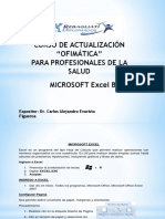 Clase 1 Microsoft Excel