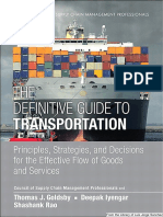 5. the Definitive Guide to Transportation