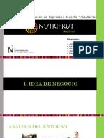 Nutrifrut Final Derecho Tributario - Sophia 11-12-17
