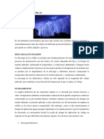 DESCARGAS ELECTRICAS SOLIDOS