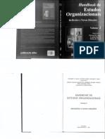 livro 2 - handbook de estudos organizacionais