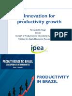 De Negri Strengthening Innovation for Productivity Growth v5 Smaller