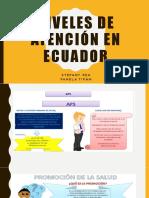 Niveles de Atención en Ecuador (2)