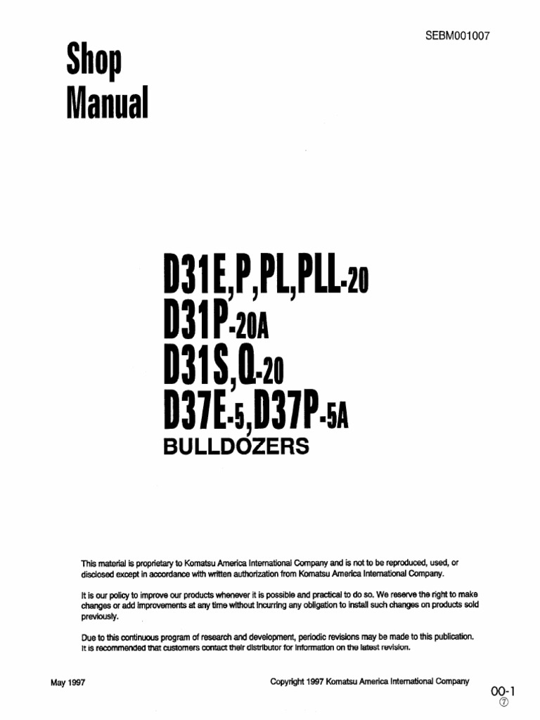 D31E-20_sn42001and-Up.pdf | Rope | Troubleshooting on