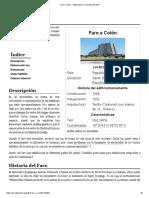 Faro a Colón - Wikipedia, la enciclopedia libre.pdf