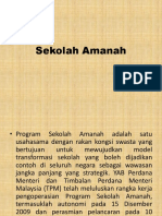 Sekolah Amanah