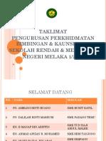 Taklimat-Pengurusan-Bimbingan-dan-kaunseling-Awal-Tahun-2012.pptx