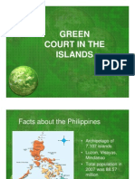 Marilyn Yap - Green Court in the Islands