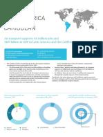 Aviation Benefits Key Facts Latin America Caribbean