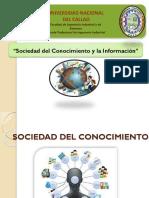 Sociedad de La Informacion y Conocimiento 1