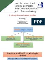 El Método Clínico y El Método Científico