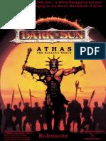 Athas The Ravaged World (Dark Sun).pdf