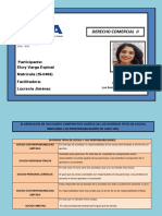 Derecho Comercial II Tarea 3
