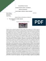 Ejemplos de Impactos Ambientales Por Clasificacion