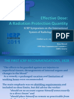 Hans Menzel Effective Dose a Radiation Protection Quantity