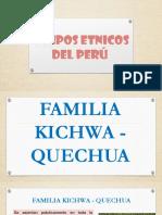 Grupos Etnicos Del Perú