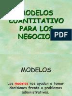 2.Analisis de Modelos de Investigacion de Operaciones
