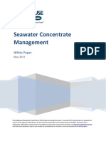 Seawater Concentrate WP
