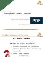 01_01 - Modelagem de Sistemas Dinamicos - Conceitos