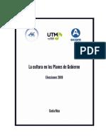 La cultura en los Programas de Gobierno para las elecciones 2018.pdf