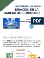 Subunidad I_coordinación de La Cadena