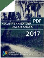 Kecamatan Batang Tuaka Dalam Angka 2017