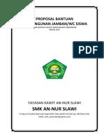 Proposal Jamban 2015