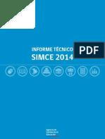 Informe Tecnico Simce 2014