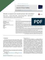 Attitudes of Surgical Nurses Towards Pressure Ulc 2017 Journal of Tissue Via