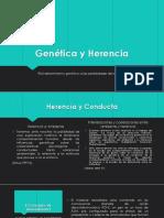 1.0 Genética y Herencia
