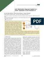 Biobutanol reactor optimization
