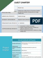 Ejemplos Project Charter