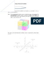 Lecture Notes (Chapter 1.1_ContourLines, Level Curves and 3D Graphs)