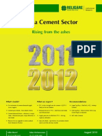 Sector Update - Cement